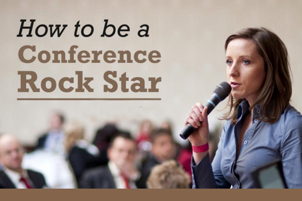 How to be a Conference Rock Star
