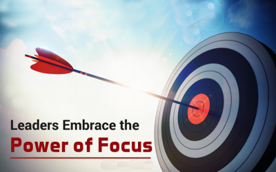 Leaders Embrace the Power of Focus