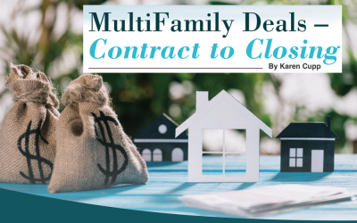 MultiFamily Deals – Contract to Closing