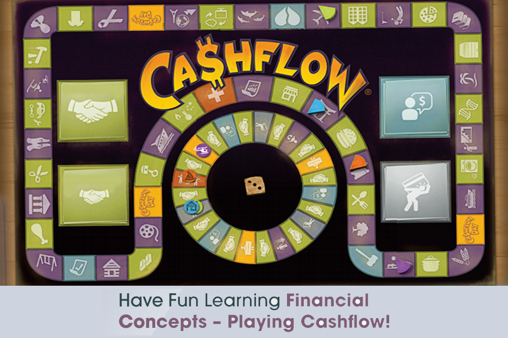 Have Fun Learning Financial Concepts – Playing Cashflow!