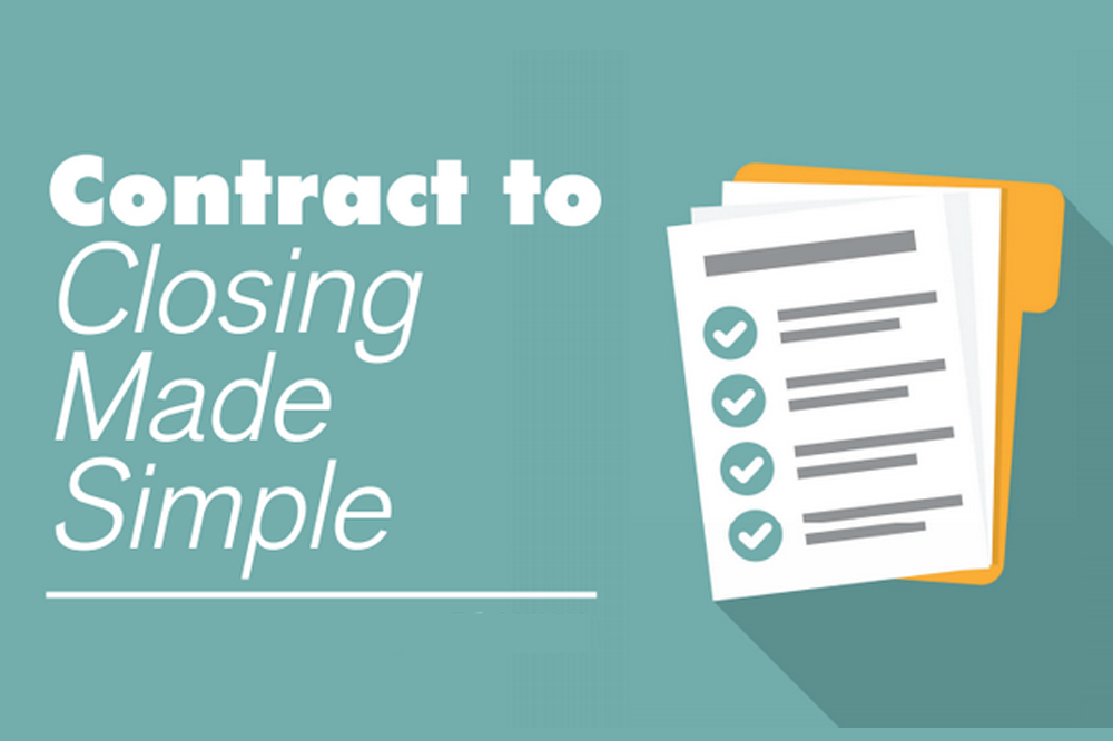 Contract to Closing Made Simple