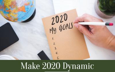 Make 2020 Dynamic
