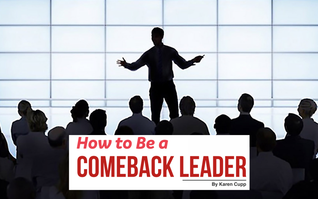 How to Be a Comeback Leader